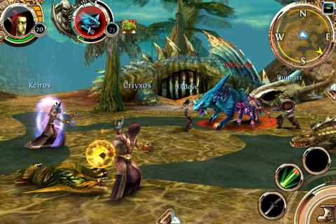 Order & Chaos© Online by Gameloft