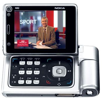 Мобильные телефоны с TV: телевизор в кармане