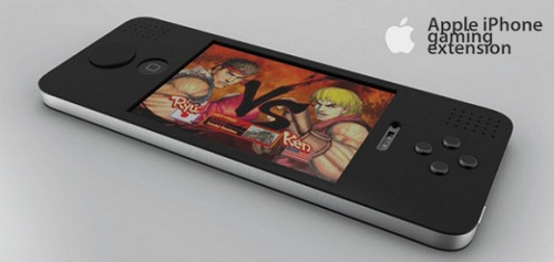 iPhone Gaming Pod